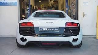 Audi R8 V10 iPE Exhaust