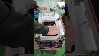 삼무스킨포장기 커팅영상