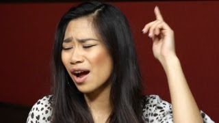 """Jessica Sanchez - """"Tonight"""" (Acoustic) 