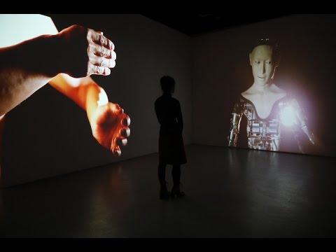 Reborn - Justine Emard in EARTH+GALLERY, Tokyo