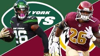 New York Jets vs Washington Redskins Recap Week 11