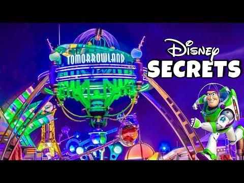 Top 5 Hidden Disney Secrets of Extinct Rides in Tomorrowland
