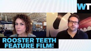 Burnie Burns: Rooster Teeth Movie Casts 535 FANS!?! | What's Trending Original