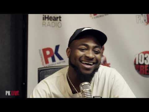 Papa Keith - Davido Inside of Our Southwest Sound Stage