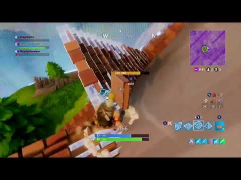Fortnite Battle Royale Black Death Regiment  CREW 1ST PLACE GOING ALL IN !!