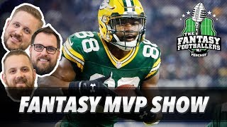 Fantasy football 2017 - the fantasy mvp show - ep. #427