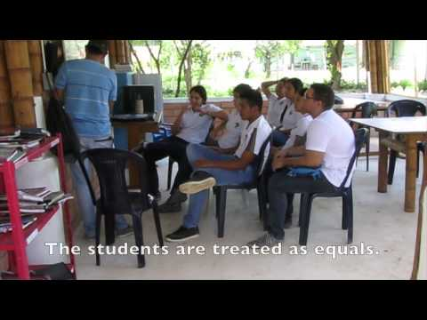 Mi Experiencia FACE  My Yearlong Experience in a Colombian School