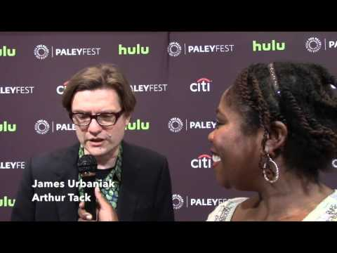 with James Urbaniak Difficult People at PaleyFest 2016