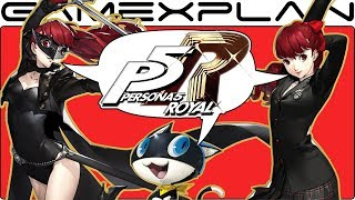Persona 5 Royal DISCUSSION - Gameplay Reveal Trailer