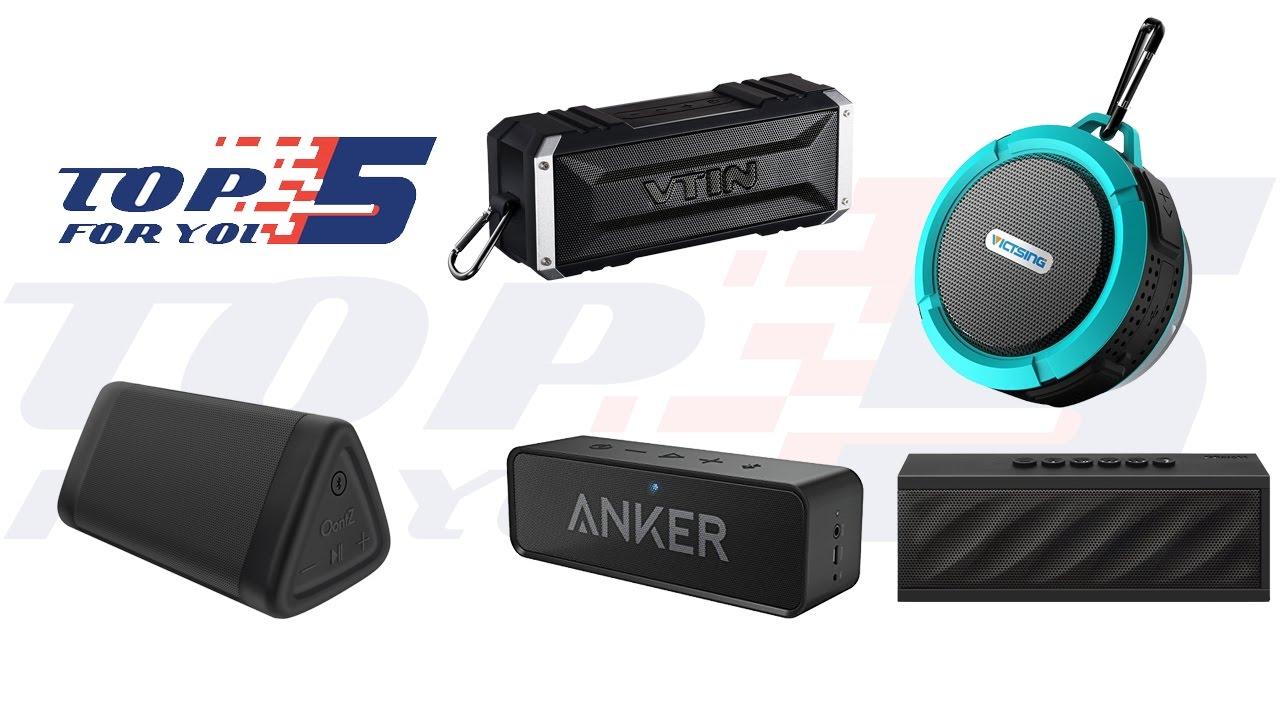 top 5 best portable wireless bluetooth speaker under 50. Black Bedroom Furniture Sets. Home Design Ideas
