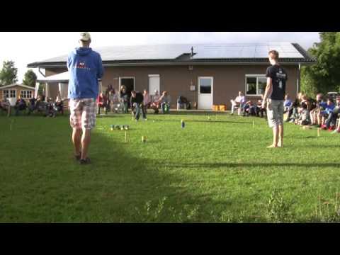 Kubb - Deutsche Einzelmeisterschaften 2013  Halbfinale