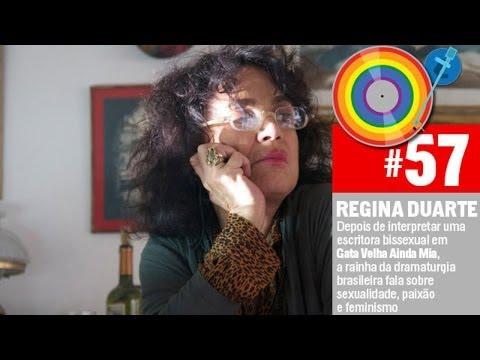 Lado Bi #57 - Regina Duarte
