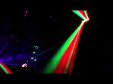 Zfactor amazing club light show