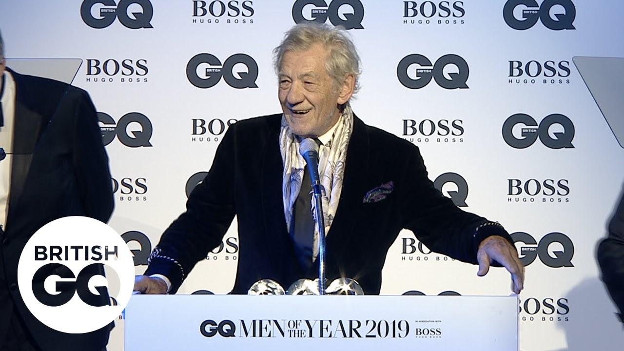 Ian McKellen on British politics: 'We're in the middles of such a dreadful mess.' | British GQ