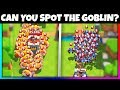 ONLY a GENIUS CAN SPOT The GOBLIN IMPOSSIBLE Clash Royale