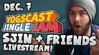 Sjin and Friends - Jingle Jam Stream - 7 Dec 2014