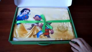 Постельное бельё детское из поплина  - ПГ - Принцесса и гномы(http://maktex.ru/e-store/detail.php?ID=15684., 2014-03-24T07:18:35.000Z)