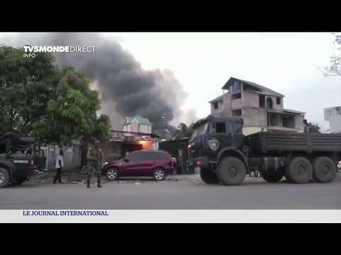 RDC : 8000 machines à voter détruites dans l'incendie de la CENI à Kinshasa