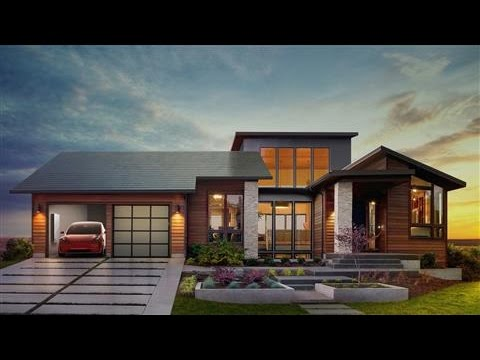 Tesla Ventures Into Solar Tiles for Homes