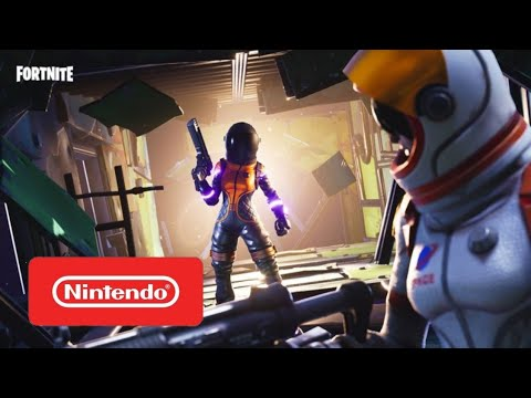 Fortnite for Nintendo Switch Official Trailer [Fanmade]