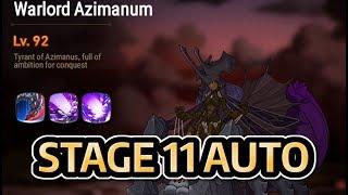 ✅Epic 7 AUTO Stage 11 Azimanak Hunt 全自動11新討伐阿吉瑪納克 (過幾天會再放攻略影片)