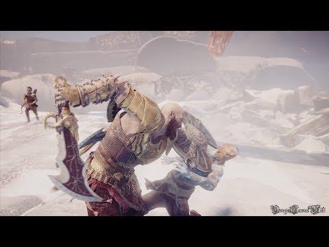【PS4】GOD OF WAR IV - #66 ヨトゥンヘイムへ③ FINAL BOSS バルドル/Baldur(100% Collectibles GOW Mode No Damage)
