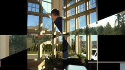 Window Tinting - Residential - Seattle, Tacoma, Olympia, Wa.