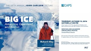 The 6th Annual John Carlson Lecture