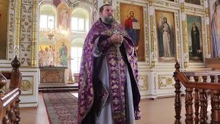 """Молебен к иконе Божией Матери """"Боголюбивая"""" 29 марта 2020 года"""