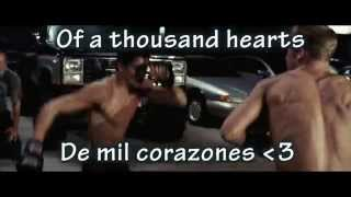 Anthem for the Underdog-12 stone- lyrics español - Never Back Down