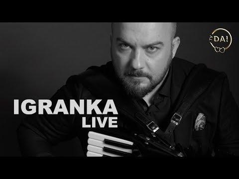 Borko Radivojevic  - Igranka (LIVE)