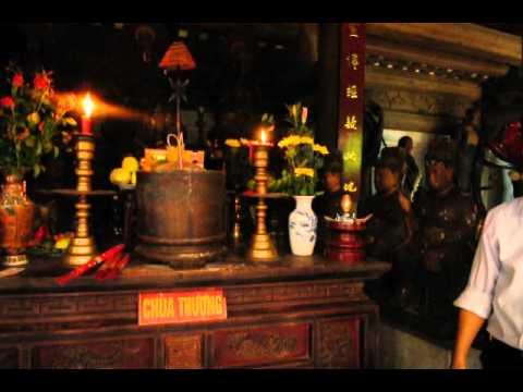 Giới thiệu ngắn về chùa Tây Phương.AVI