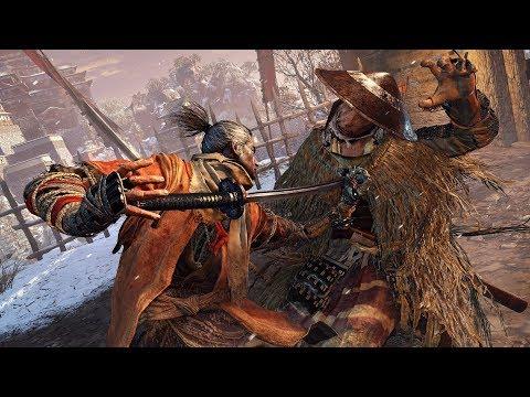 Sekiro: Shadows Die Twice Gameplay (PS, Xbox One, PC)