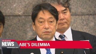 """日 자위대 '은폐 위한 은폐' 탄로…""""문민통제 깨졌다"""" Japanese Prime Mi..."""