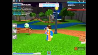 XJ-13 Plays; Roblox| TNT rush #7 (part 2) More people turn up!