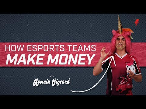 How esports teams make money and why EU teams fell behind