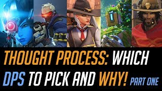 Thought Process: Hitscan DPS