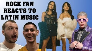 Rock fan reacts to Latin music