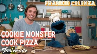 Frankie & Cookie Monster's Homemade Pizza I Frankie Celenza