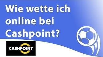Wie wette ich online bei Cashpoint? (Cashpoint Sportwetten Erklärung)