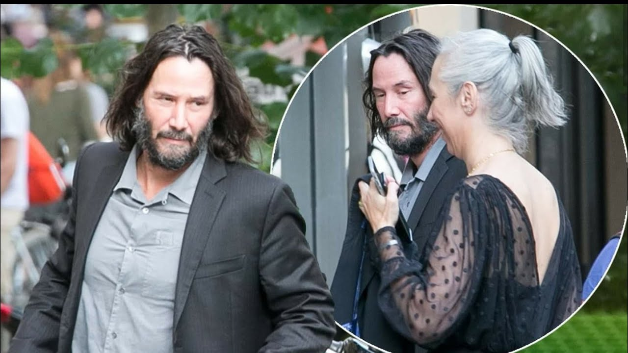 Keanu Reeves and girlfriend Alexandra Grant enjoy dinner in Berlin ...