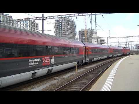 Zürich HB, Ein Sonntag nachmittag am Bahnhof, 4. Mai 2014