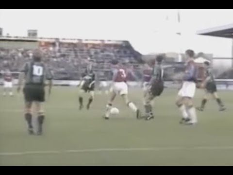 Burnley v Middlesbrough 1994-95 1st HALF RADIO COMMENTARY ALISTAIR BROWNLEE