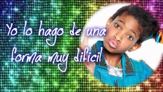 Whip my hair - Willow Smith traducida al español