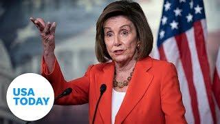 House Speaker Nancy Pelosi on impeachment inquiry | USA TODAY