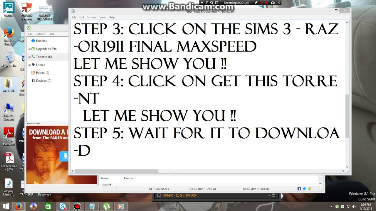 How to download sims 3 on a mac youtube.