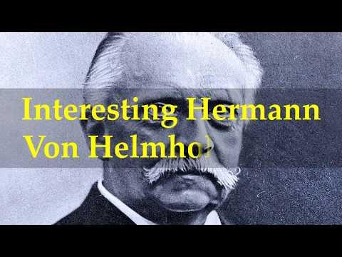 Interesting Hermann Von Helmholtz Facts