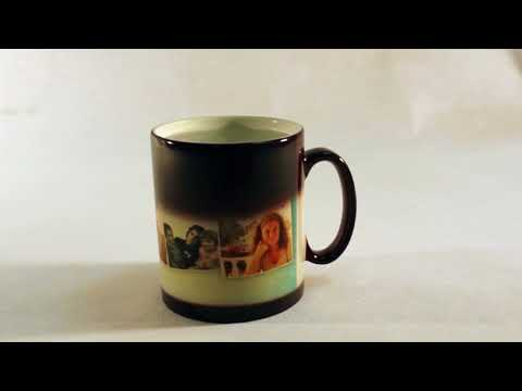 Personalized Heat Change Mug - Magic!
