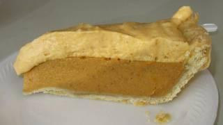 Pumpkin Mousse Pie--delicious