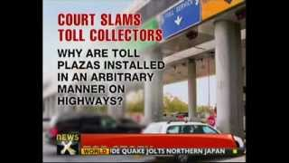 HC questions rationale behind arbitrary tolls on NH - NewsX